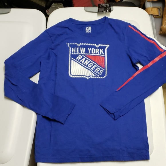new products 6852c f7a61 NWT NHL New York Rangers top XL 18-20